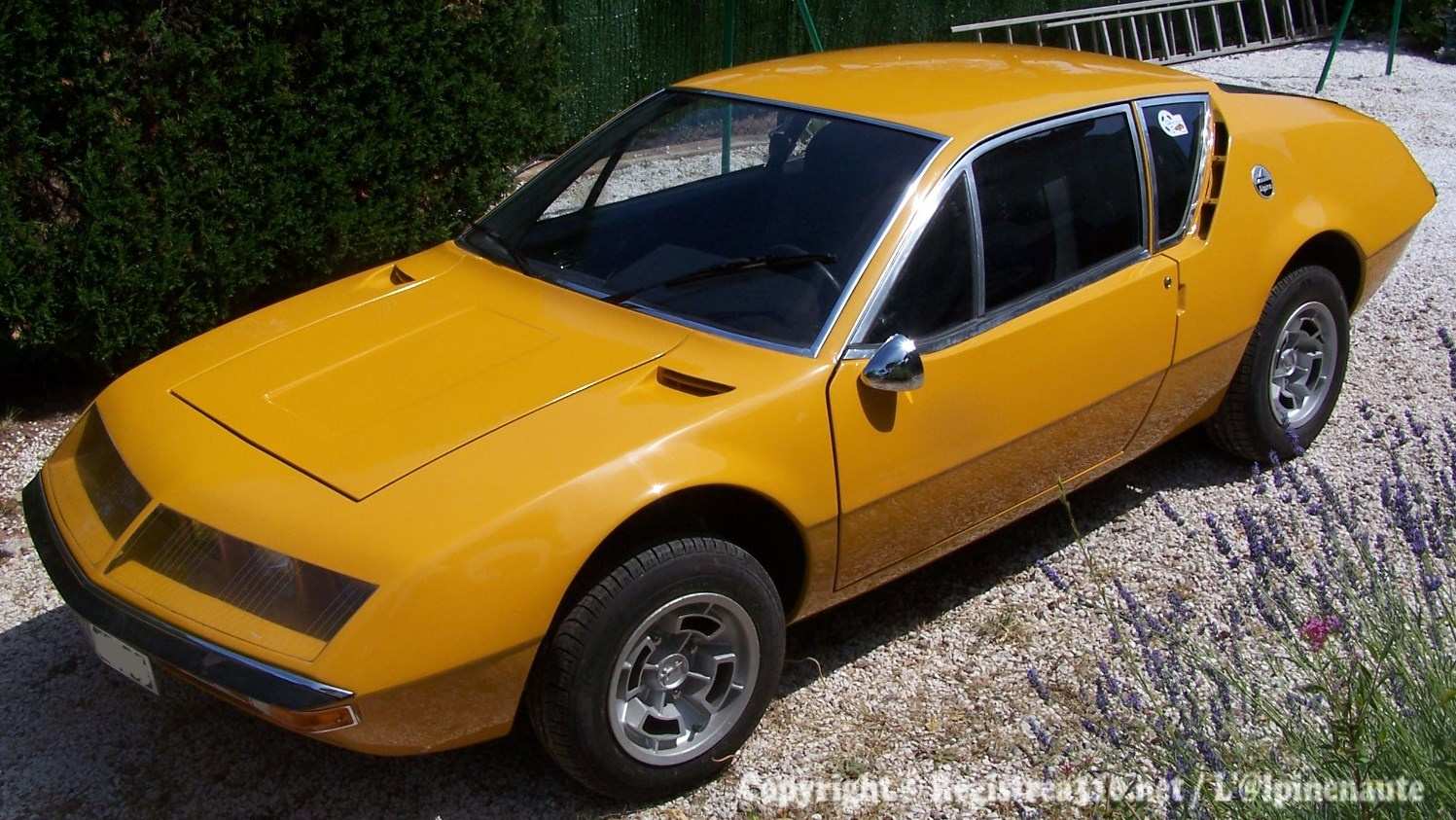 renault alpine a310 registry. Black Bedroom Furniture Sets. Home Design Ideas